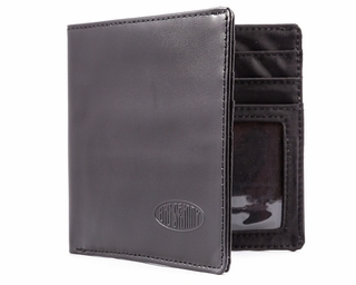 RFID Blocking Leather World w/zipper Bifold