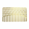 Stainless Steel Deco Comb