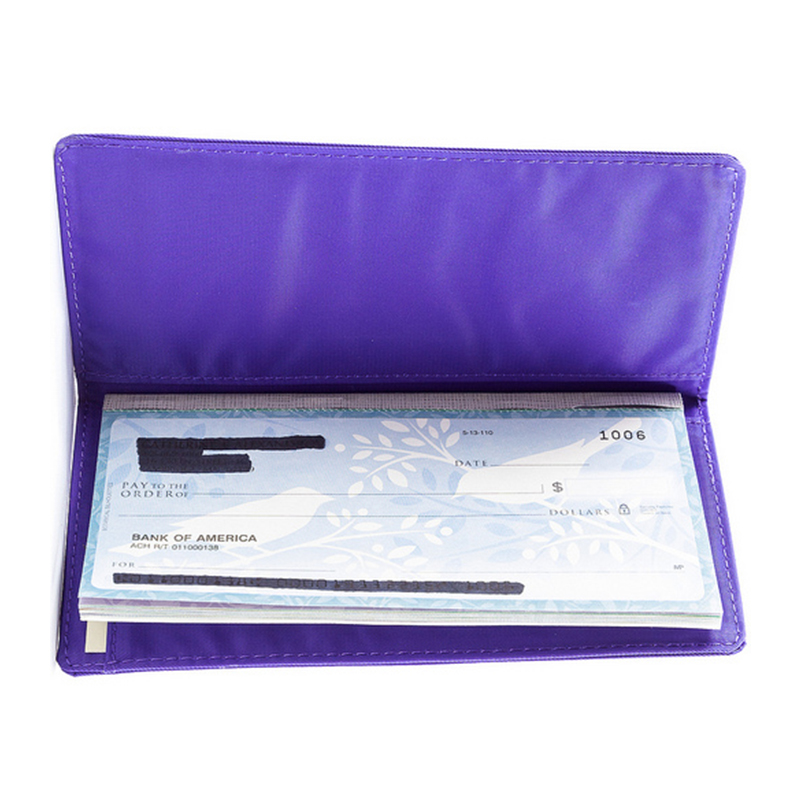 Business Checkbook Cover ~ World s thinnest checkbook cover and holder