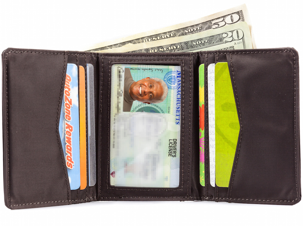 Tri-Fold Wallet. 389 Reviews