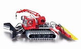 "Replica Pisten Bully with Winch Scale 1:32 11""x5"""
