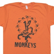 12 Monkeys Shirt Cool Movie Shirts 12 Monkeys T Shirt Cool Graphic Tee Shirts