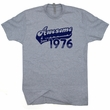 1976 T Shirt 41st Birthday T Shirt Awesome Since 1986 Tee