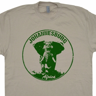 Africa Safari T Shirt