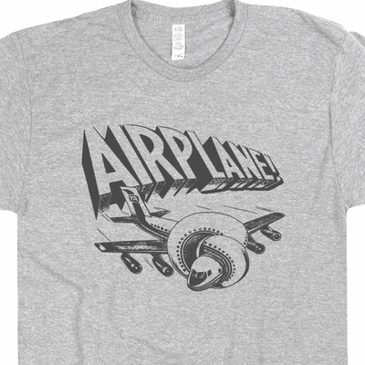 Airplane Movie T Shirt