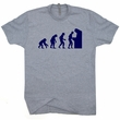 Arcade Gaming T Shirt Gamer Evolution T Shirt Space Invaders Donkey Kong
