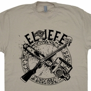 El Jefe T Shirt Ash Vs Evil Dead T Shirt Bruce Campbell Tee Horror Movie