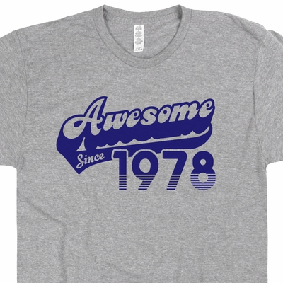 Awesome Since 1978