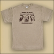 Beards T Shirts Funny Tees Moustache T Shirts