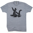 Bigfoot Loch Ness Monster T Shirt Bigfoot Shirt Funny T Shirts Sasquatch