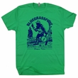 Bluegrassfoot Bluegrass T Shirt Bigfoot Shirt Banjo T Shirt Vintage Band Tee