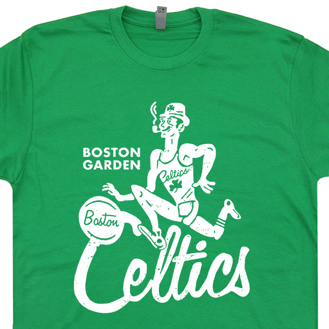 boston celtics t shirt vintage boston celtics shirt