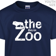 Bronx Zoo T Shirt Funny Kids T Shirts Cool Youth Shirts