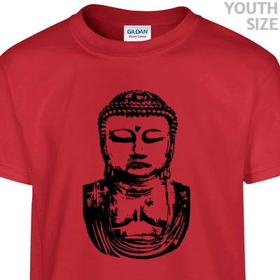 Buddha T Shirt Kids Shirts Youth T Shirts Buddhist Shirt