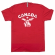 Canada Moose T Shirt Vintage Canada Shirt Canada Maple Leaf Shirt