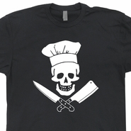 Chef T Shirts Grill Master Shirt Cool Butcher T Shirt Funny Food Shirt