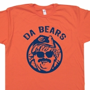 Chicago Bears Shirt Vintage Chicago Da Bears T Shirt Chris Farley Ditka T Shirts