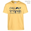 Chill Out Penguins T Shirt Kids Funny T Shirts Vintage T Shirts Youth Tees