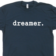 Dreamer T Shirt John Lennon T Shirt The Beatles T Shirt Vintage Rock Tee