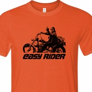 92286404 Easy Rider T Shirts Harley Davidson Shirts Dennis Hopper Middle Finger  Poster Indian Motorcycle