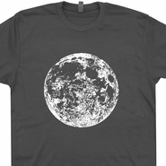 Full Moon T Shirt Astrology T Shirt Astronomy T Shirt Science T Shirts