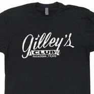 Gilley's Club T Shirt Vintage Outlaw Country Shirts Rockabilly Tee Shirt