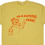 Grateful Dead T Shirt Tony The Tiger