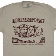 Highwaymen T Shirt Willie Nelson Shirt Johnny Cash Shirt Waylon Jennings