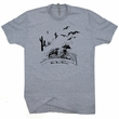 Bats Hunter S Thompson T Shirt Fear And Loathing in Las Vegas T Shirt