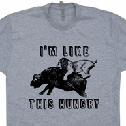 I'm Like This Hungry T Shirt Hangry T Shirt Lion T Shirt Meat Eater Shirt