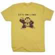 It's On Like Donkey Kong T Shirt Funny Gaming Shirt Donkey Kong Graphic