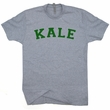 Kale T Shirt Kale University T Shirt Funny Vegetarian Shirt Vegan T Shirts