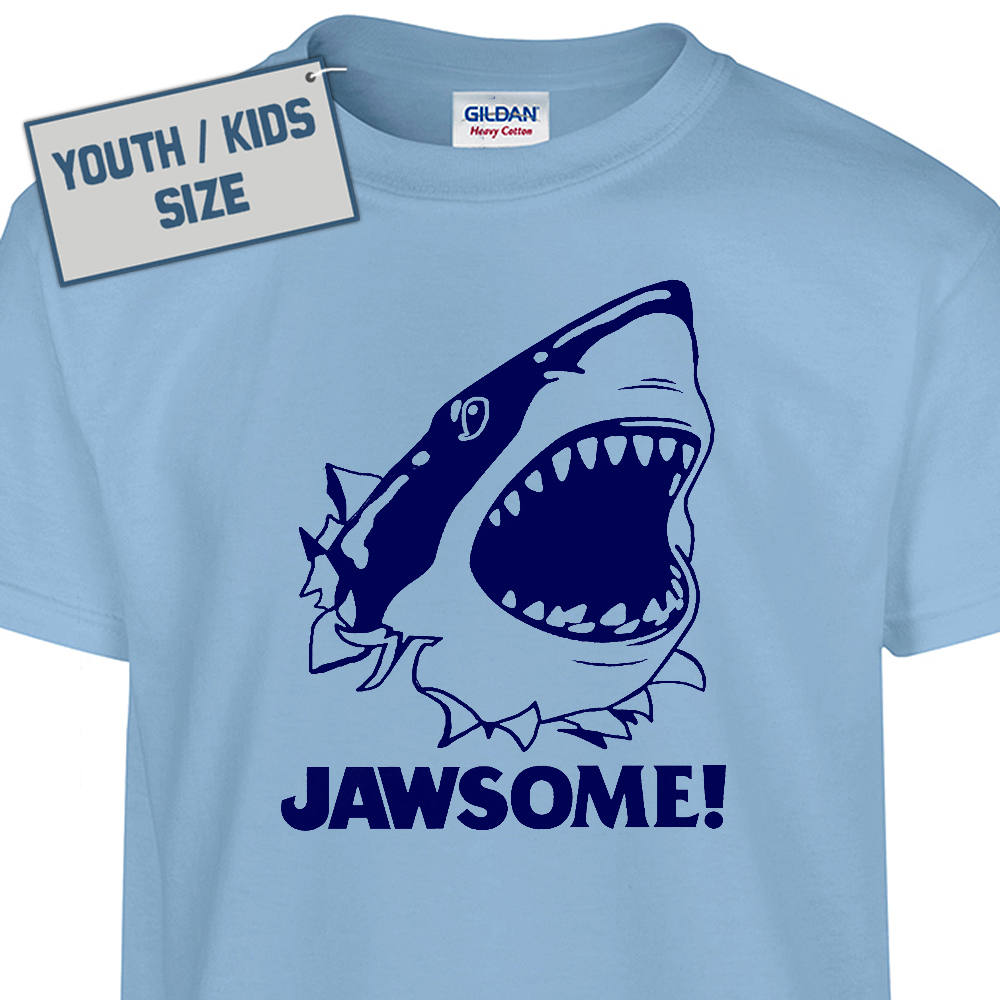 Womens Jaws T Shirt