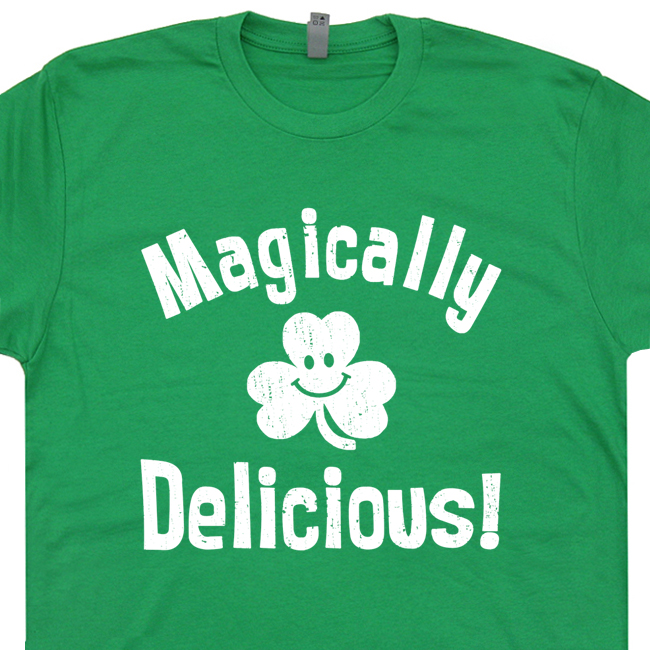 fb012be7ce Magically delicious T Shirt | St Patricks Day T Shirt | Lucky Charms ...