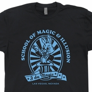 Magician T Shirt Vintage Las Vegas T Shirt Harry Houdini Shirt Magic
