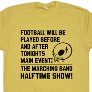 Marching Band T Shirt Funny Vintage Band Camp T Shirt