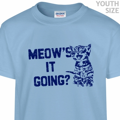 Meows It Going