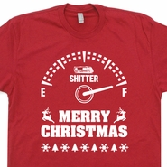 Merry Christmas Shitters Full T Shirt Funny Christmas Vacation T Shirt