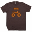 Moab Utah T Shirt Vintage Jeep T Shirt Cool 4x4 T Shirt Got Mud Shirt