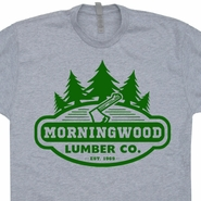 Morningwood Lumber T Shirt Funny T Shirts Offensive T Shirts Novelty