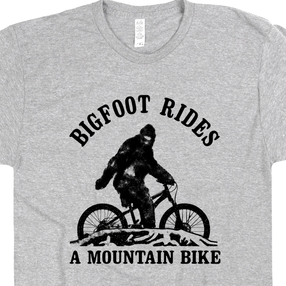 Mountain Bike T Shirt Bicycle Tee Shirt Mountain Biking Shirt