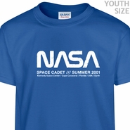 NASA T Shirt Cool Kids T Shirts Vintage Shirts Funny Shirts Youth T Shirts