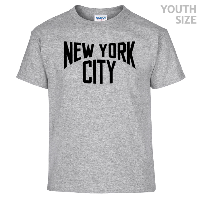 New York City Vintage T Shirt Funny Youth T Shirt Cool