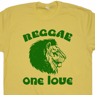 One Love Reggae T Shirt