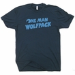One Man Wolfpack T Shirt The Hangover Movie Shirt Funny T Shirts