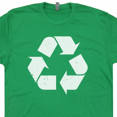 Recycle T Shirt Recycle Logo Shirts Recycle Symbol Shirt Woodsy Owl Shirt