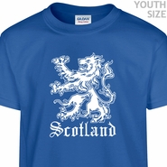 Scotland Lion T Shirt Cool Kids Shirts Funny T Shirts Vintage T Shirts Youth Tees