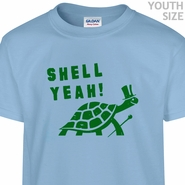 Shell Yeah Funny T Shirt Cool Youth T Shirts Vintage Shirts Cool Youth Shirts
