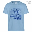 Surf Jesus T Shirt Cool Surfing T Shirts Funny Youth Shirts