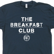 The Breakfast Club T Shirt 80s Movie Tee Shirts Vintage Retro 80s Tees